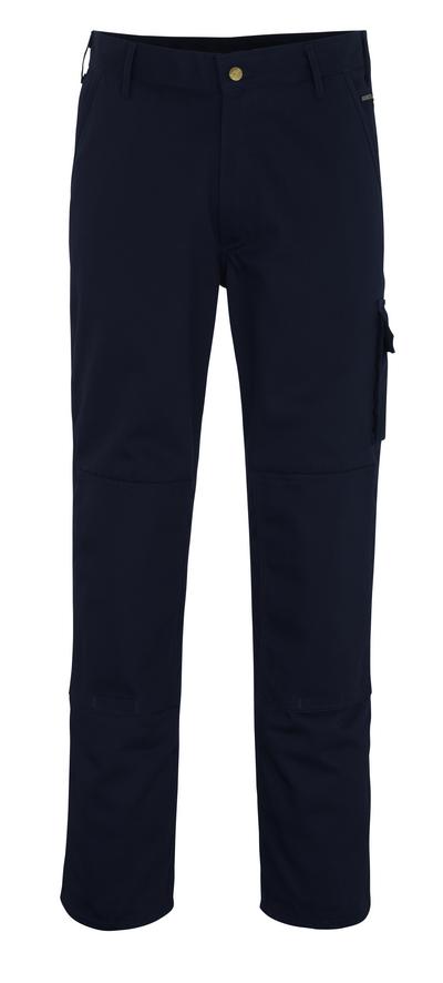 MASCOT® Albany - granat - Spodnie z kieszeniami na kolanach, wysoka odporność na zużycie