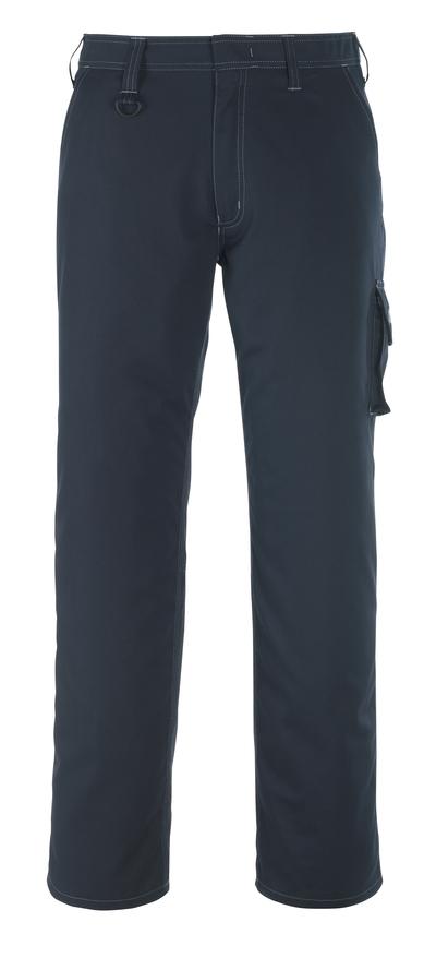MASCOT® Berkeley - ciemny granat - Spodnie, niska waga