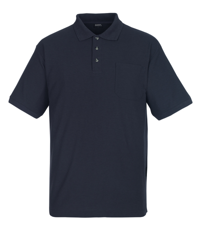MASCOT® Borneo - ciemny granat - Koszulka Polo