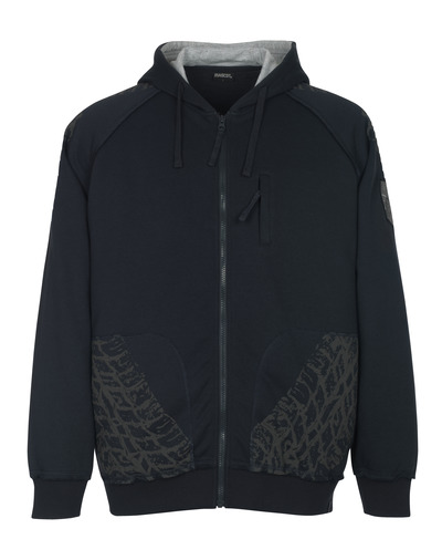 MASCOT® Brest - ciemny granat* - Bluza z Kapturem