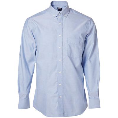 MASCOT® CROSSOVER - jasny niebieski - Koszula, oxford, klasyczny krój