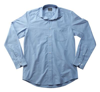 MASCOT® CROSSOVER - jasny niebieski - Koszula