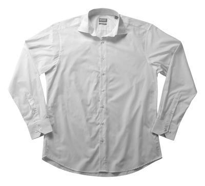 MASCOT® CROSSOVER - biel - Koszula