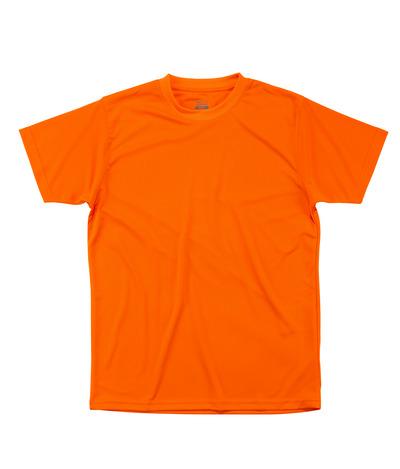 MASCOT® Calais - pomarańcz hi-vis  - T-Shirt