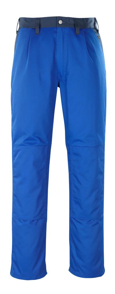 MACMICHAEL® Chile - niebieski/granat* - Spodnie z kieszeniami na kolanach