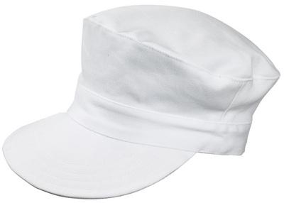 MASCOT® Coruna - biel - Czapka dla murarzy