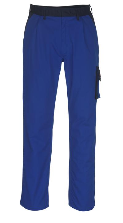 MASCOT® Fano - niebieski/granat* - Spodnie, niska waga