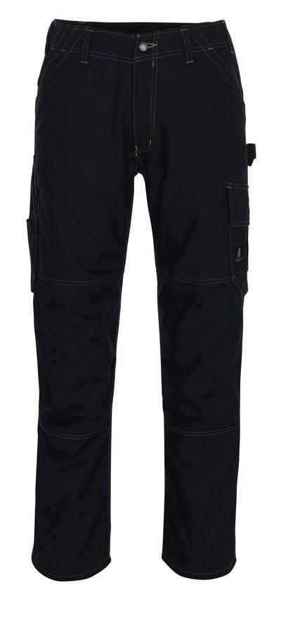 MASCOT® Faro - ciemny granat - Spodnie, wysoka odporność na zużycie