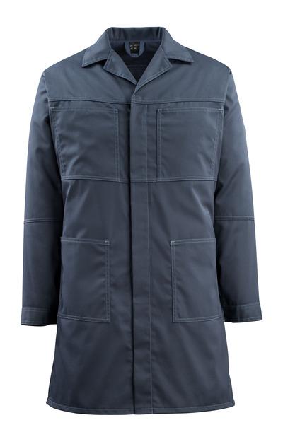 MASCOT® Gladstone - ciemny granat - Płaszcz roboczy, niska waga