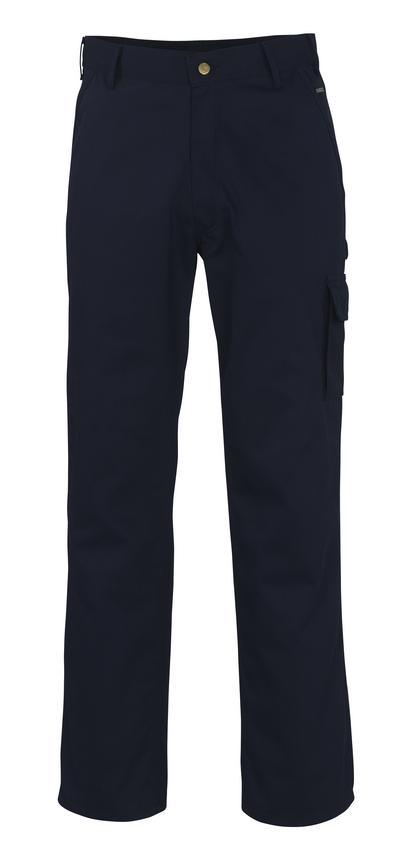 MASCOT® Grafton - granat - Spodnie, wysoka odporność na zużycie