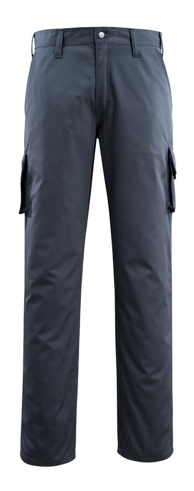 MACMICHAEL® Gravata - ciemny granat - Spodnie z kieszeniami na udach, niska waga