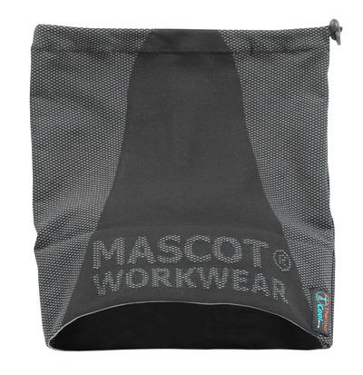 MASCOT® Halden - czerń - Ocieplacz na szyję, odprowadzający wilgoć