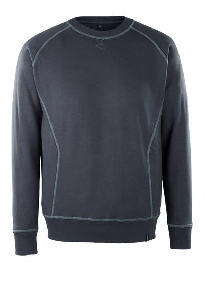 MASCOT® Horgen - ciemny granat - Bluza, wszechstronna ochrona, nowoczesny krój