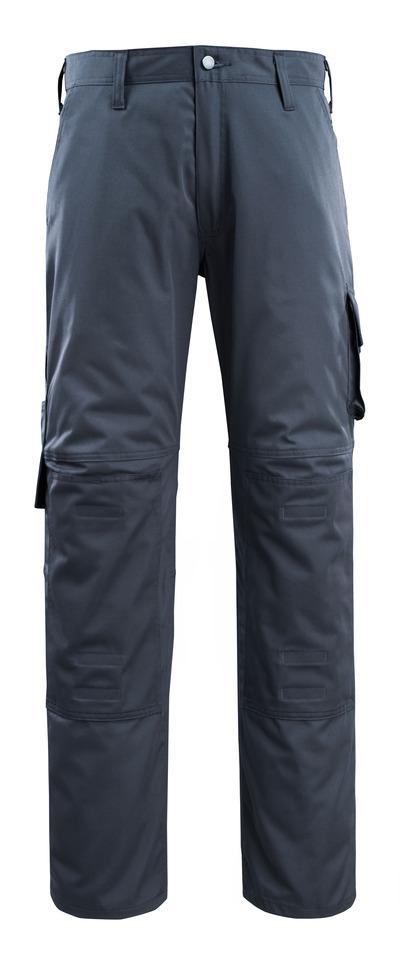 MACMICHAEL® Jardim - ciemny granat - Spodnie z kieszeniami na kolanach, niska waga
