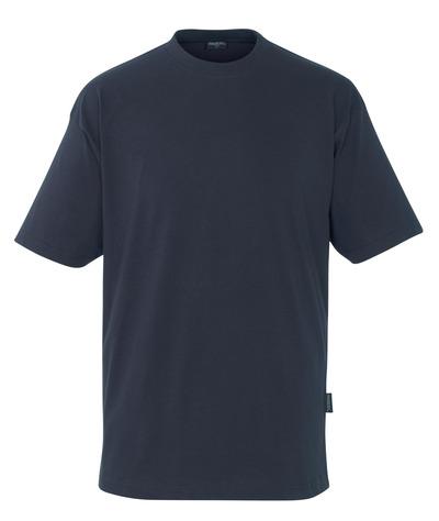 MASCOT® Java - ciemny granat - T-Shirt, klasyczny krój