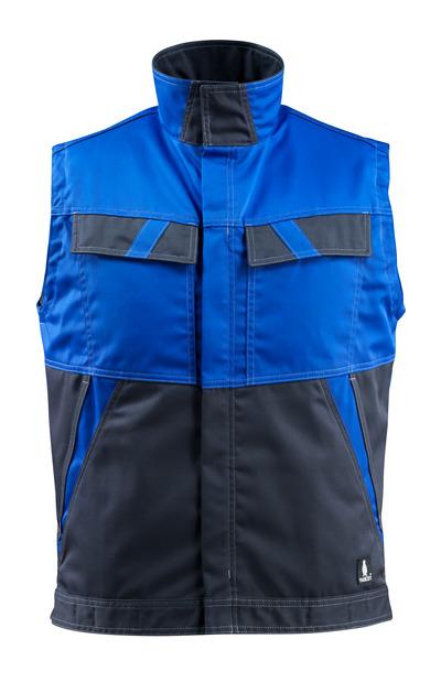 MASCOT® Kilmore - niebieski/ciemny granat - Kamizelka