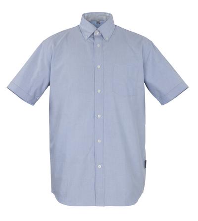 MASCOT® Lamia - stalowy niebieski* - Koszula, z krótkimi rękawami