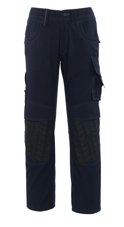 MASCOT® Laronde - ciemny granat* - Spodnie