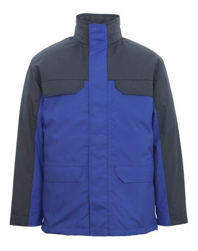 MASCOT® Lungern - niebieski/granat* - Parka