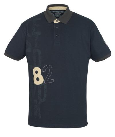 MASCOT® Lyon - ciemny granat* - Koszulka Polo