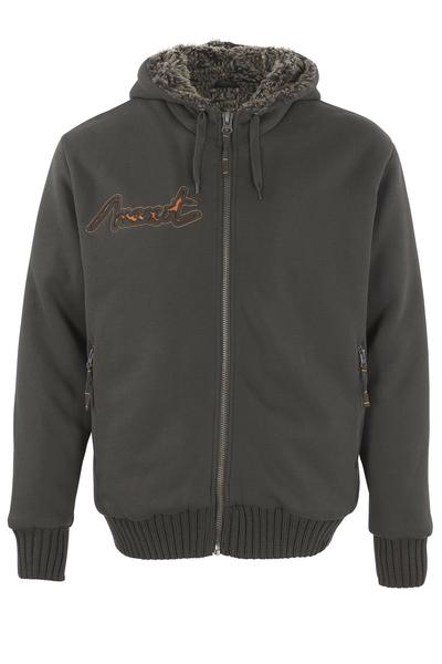 MASCOT® Monforte - ciemny antracyt* - Bluza z Kapturem z zamkiem błyskawicznym