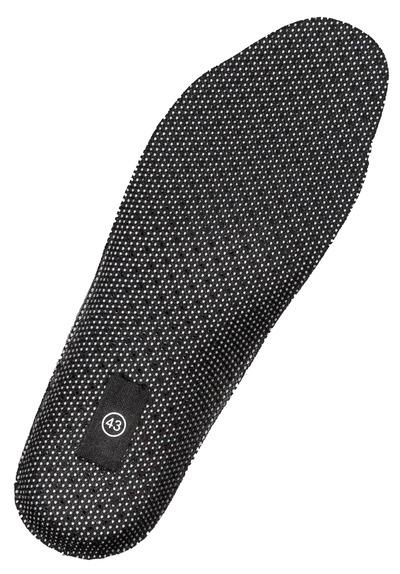 MASCOT® Monviso - czerń - Wkładki do butów z właściwościami amortyzującymi