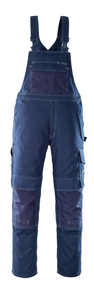 MASCOT® Orense - granat - Spodnie Ogrodniczki