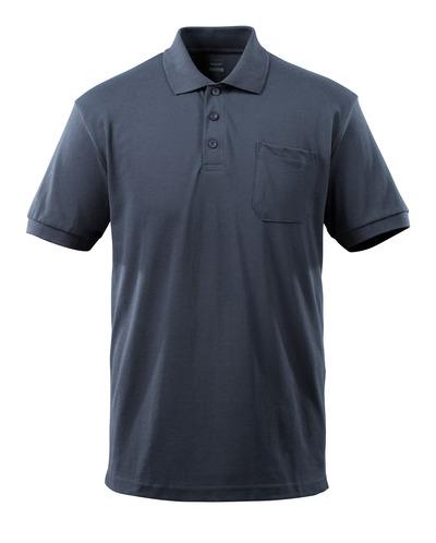 MASCOT® Orgon - ciemny granat - Koszulka polo, nowoczesny krój, kieszeń na piersi