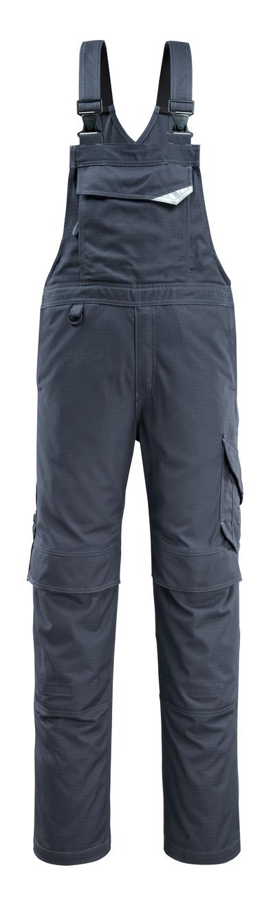 MASCOT® Oron - ciemny granat - Spodnie Ogrodniczki
