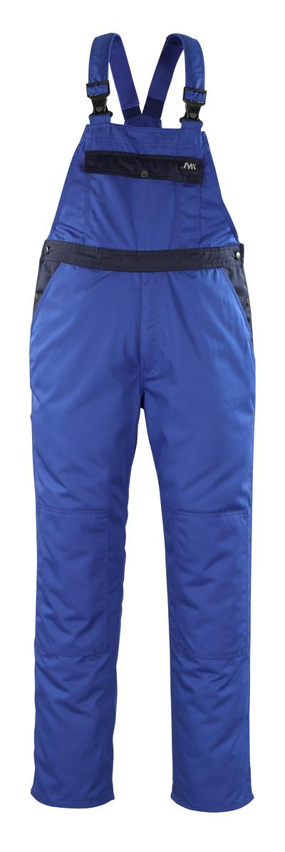 MACMICHAEL® Paraguay - niebieski/granat* - Ogrodniczki z kieszeniami na kolanach
