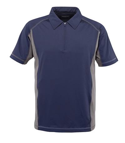 MASCOT® Parla - granat/antracyt* - Koszulka Polo