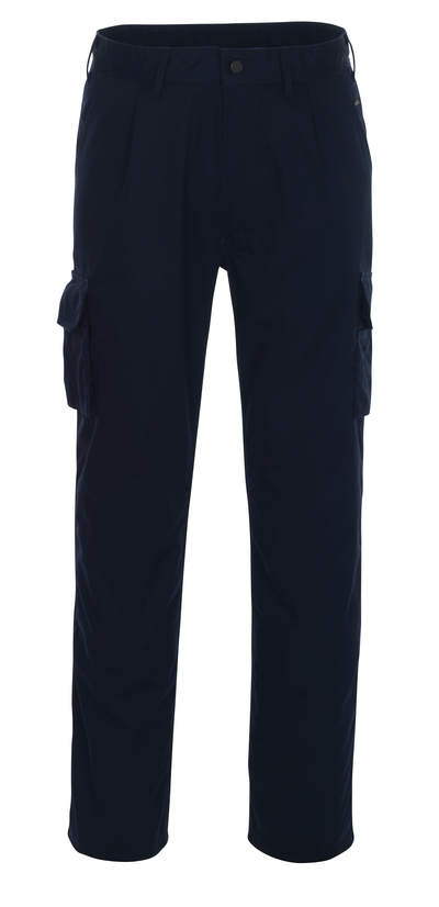 MASCOT® Pasadena - granat - Spodnie z kieszeniami na kolanach, niska waga