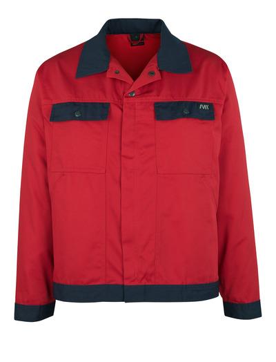 MACMICHAEL® Peru - czerwień/granat* - Kurtka