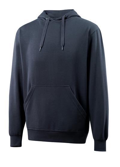 MASCOT® Revel - ciemny granat - Bluza z kapturem, nowoczesny krój
