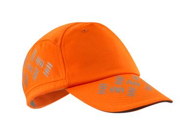 MASCOT® Ripon - pomarańcz hi-vis  - Czapka z daszkiem