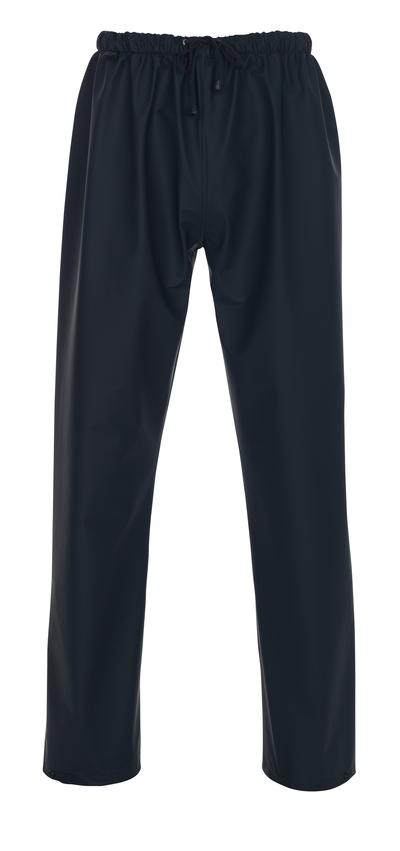 MASCOT® Riverton - granat - Spodnie Przeciwdeszczowe