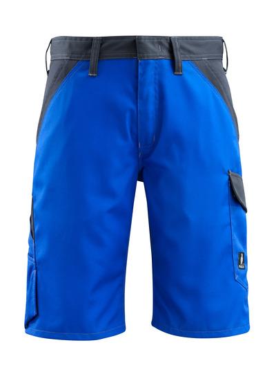 MASCOT® Sunbury - niebieski/ciemny granat - Spodenki, niska waga