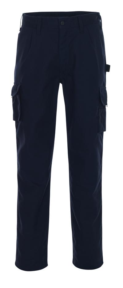 MASCOT® Toledo - granat - Spodnie, wysoka odporność na zużycie