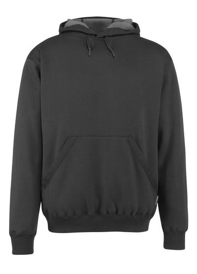 MASCOT® Toulon - czerń* - Bluza z Kapturem