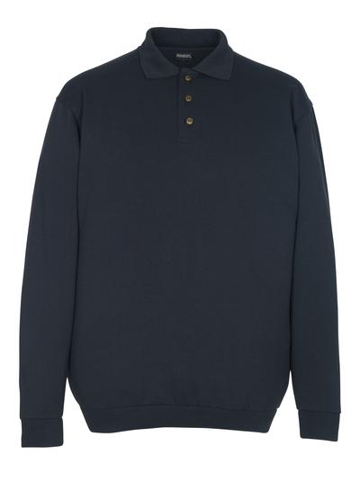 MASCOT® Trinidad - ciemny granat - Bluza Polo