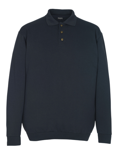 MASCOT® Trinidad - ciemny granat - Bluza polo, klasyczny krój