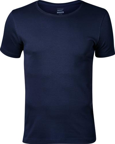 MASCOT® Vence - ciemny granat - T-Shirt