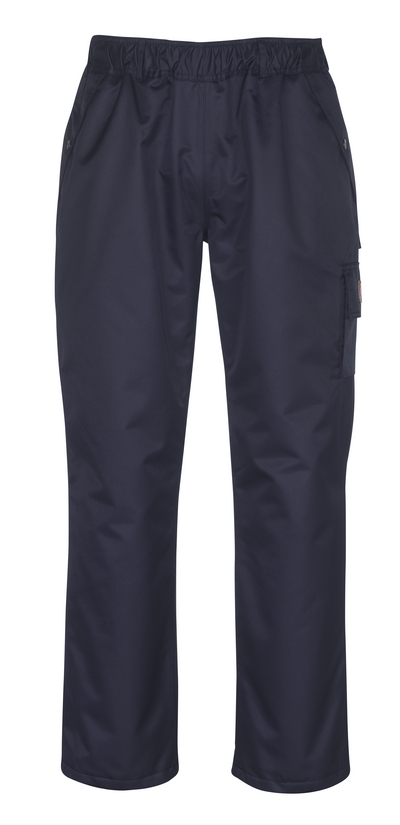MASCOT® Wolfurt - granat* - Spodnie zewnętrzne naciągane