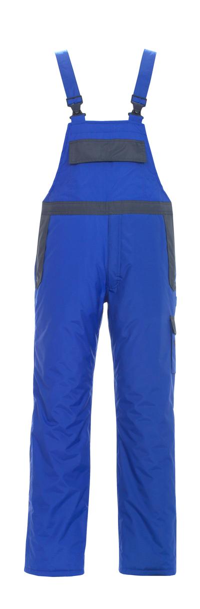 MASCOT® Zug - niebieski/granat* - Spodnie Ogrodniczki